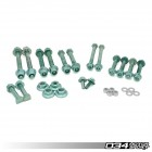 034 FRONT CONTROL ARM KIT DENSITY LINE FOR B5 AUDI A4/S4 WITH STEEL UPRIGHTS
