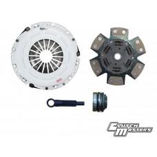 Clutch Masters FX400 6 Puck: Clutch Kit Audi B5 S4 2000-2002 / C5 A6, Allroad 2.7T