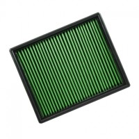 Green Air Filter 97-05 Audi A6 2.7L V6 Panel Filter for Audi S4 2.7T / Audi A6 2.7T / Audi Allroad 2.7t / B5 Audi A4 1.8T