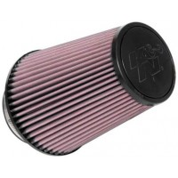 "K&N 4"" Cone Air Filter RU-1027"