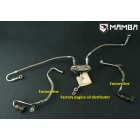 Mamba Oil Feed/Return line kit for Audi S4 / A6 / Allroad 2.7T