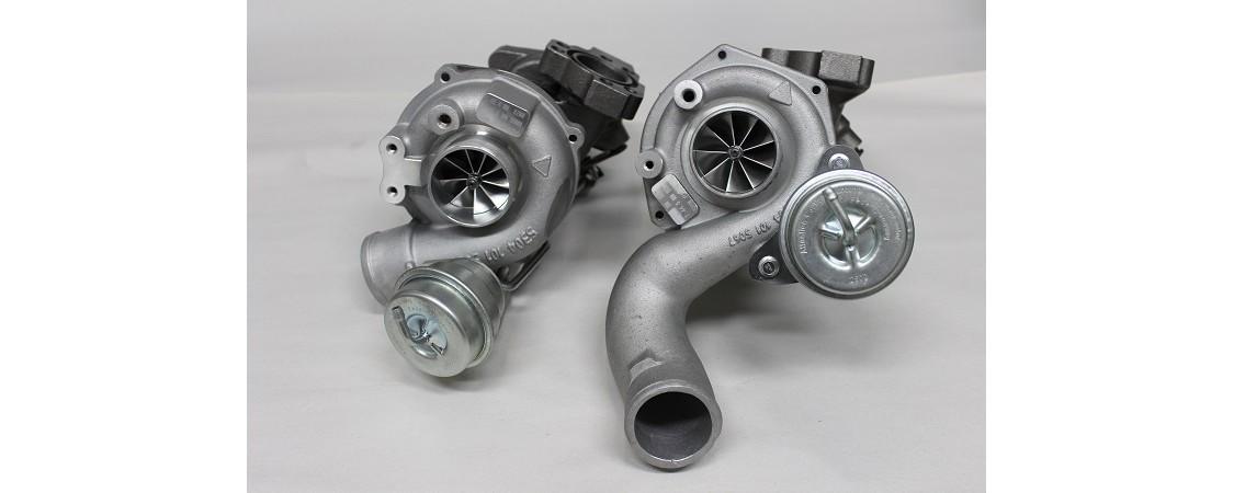 RS6 K24 Hybrid turbos
