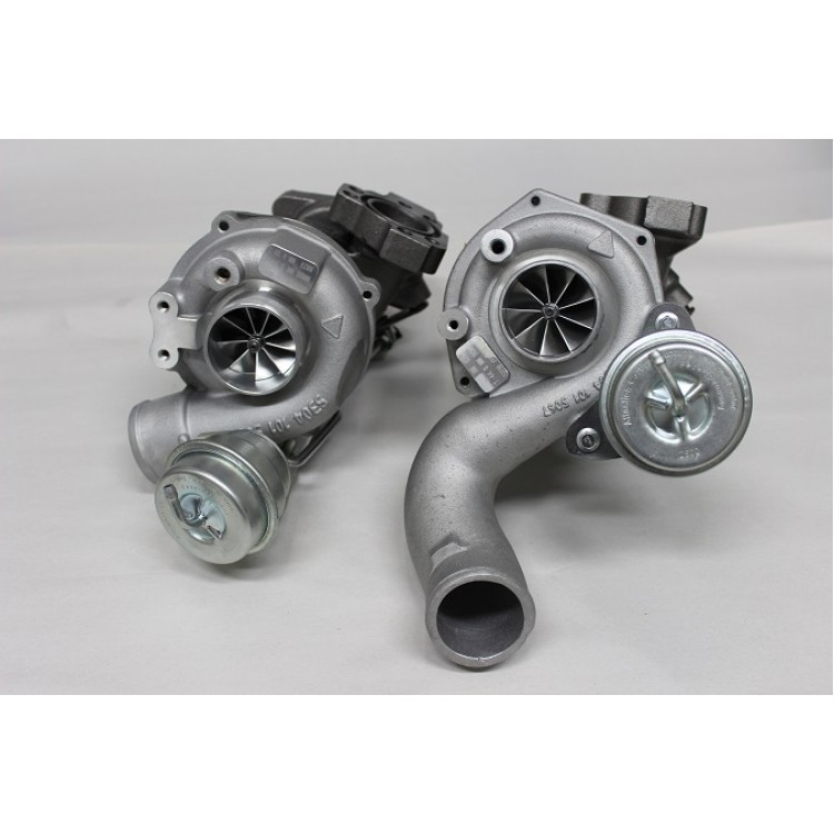 I Finished Putting Together My Motor Turbo: Audi B5 S4, Allroad, Or A6 2.7t Complete Built To Order