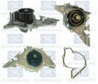 OEM Audi S4 A6 2.7T Metal Impeller Water Pump